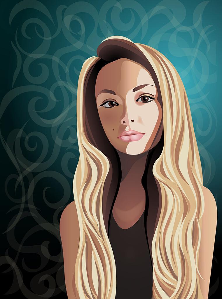 digital illustration 2014