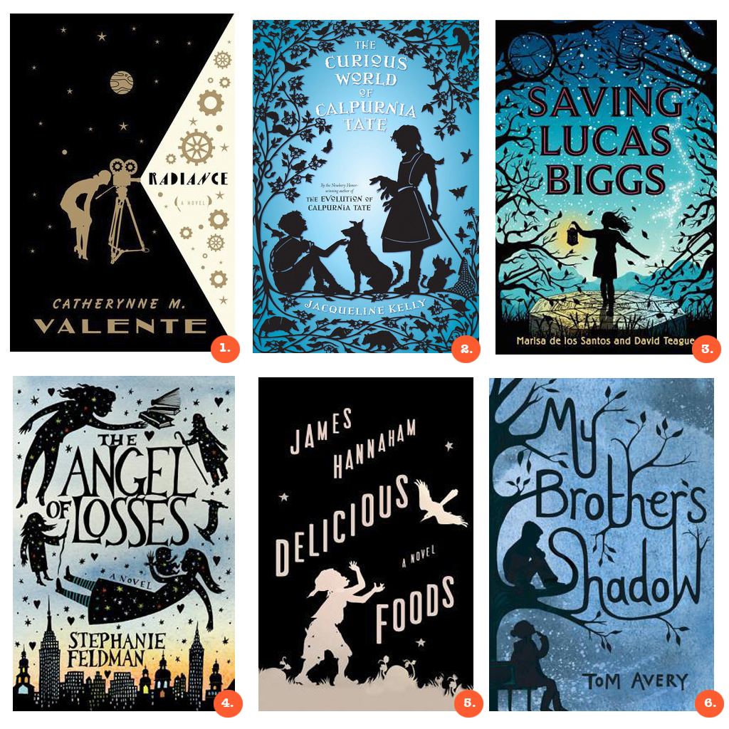 Book Cover Design Silhouette : Book cover art