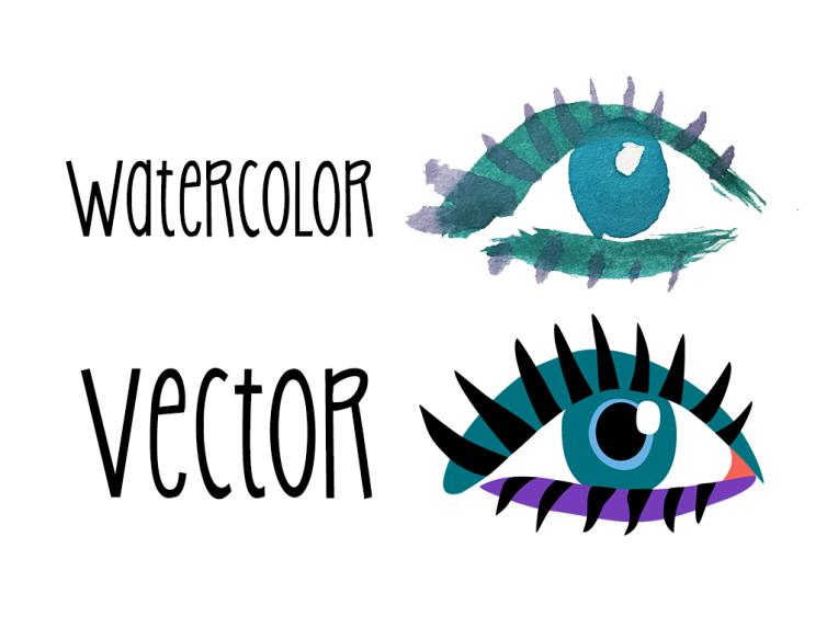 lookatme_color2vector