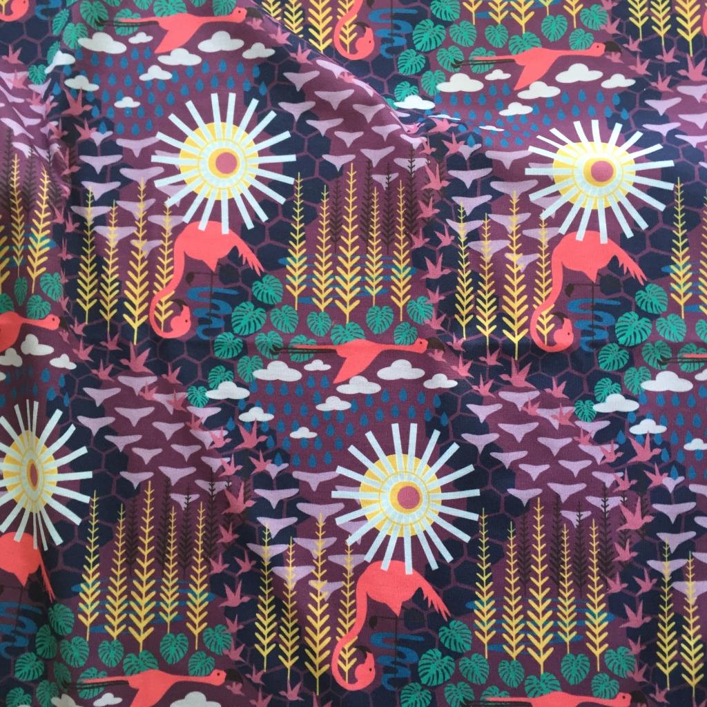 tropical harvest fabric