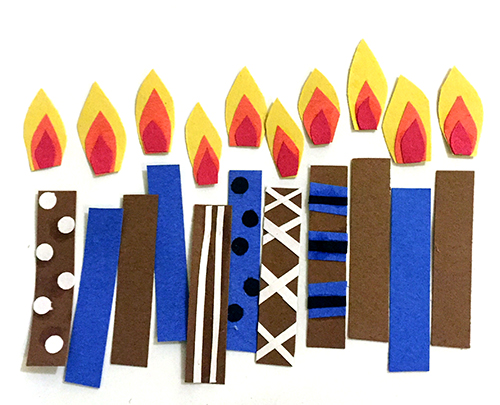 construction-paper-candles