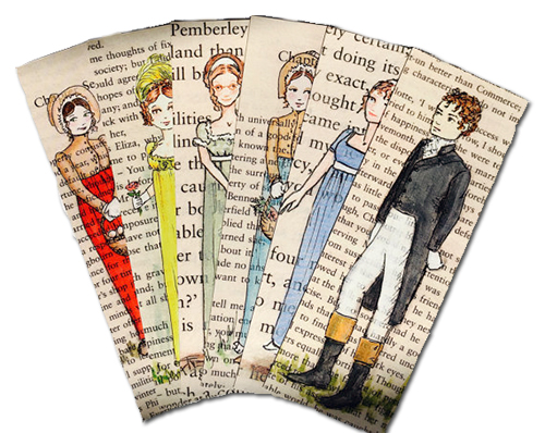 austen-bookmarks