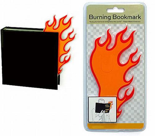 Burning-Bookmarks