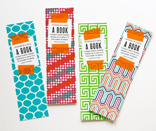 washi-tape-bookmarks